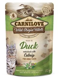 Carnilove Cat Pouch Duck 85gr