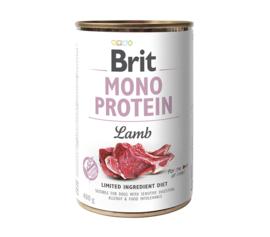 Brit Mono Protein Lamb 400gr