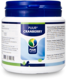 PUUR Cranberry 90caps
