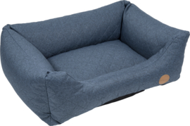 Jack and Vanilla Checkmate Sofa Blauw