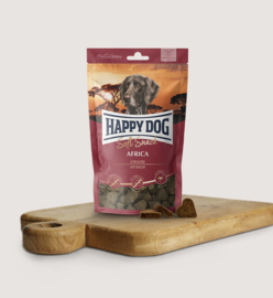 Happy Dog Hondensnoepjes Soft Snack Africa (struisvogel)