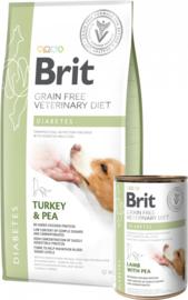 BRIT GF VD Diabetes 2kg