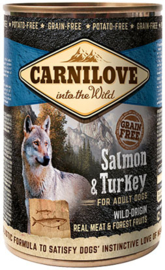 Carnilove Salmon & Turkey 400gr