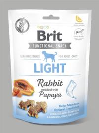 Brit Mobility Snack Semi Moist Rabbit  (150gr)
