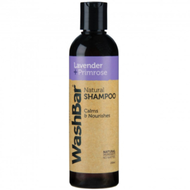 WashBar Lavendel & Teunisbloem Shampoo