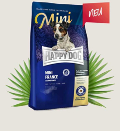 Happy Dog Supreme-Mini France (Eend) 300gr