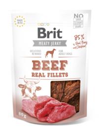 Brit Jerky Snack Beef Fillets