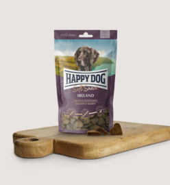 Happy Dog Hondensnoepjes Soft Snack Ireland (zalm & konijn)