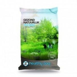 Healthy Dog Wildmenu 12KG