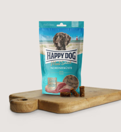 Happy Dog Hondensnoepjes Meat Snack Nordseeküste (eend)