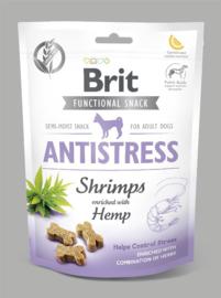 Brit Mobility Snack Semi Moist Shrimps (150gr)