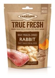 Carnilove Raw Freeze-dries Rabbit With Pumpkin