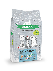 Jarco Natural Kat Skin & Coat 2KG