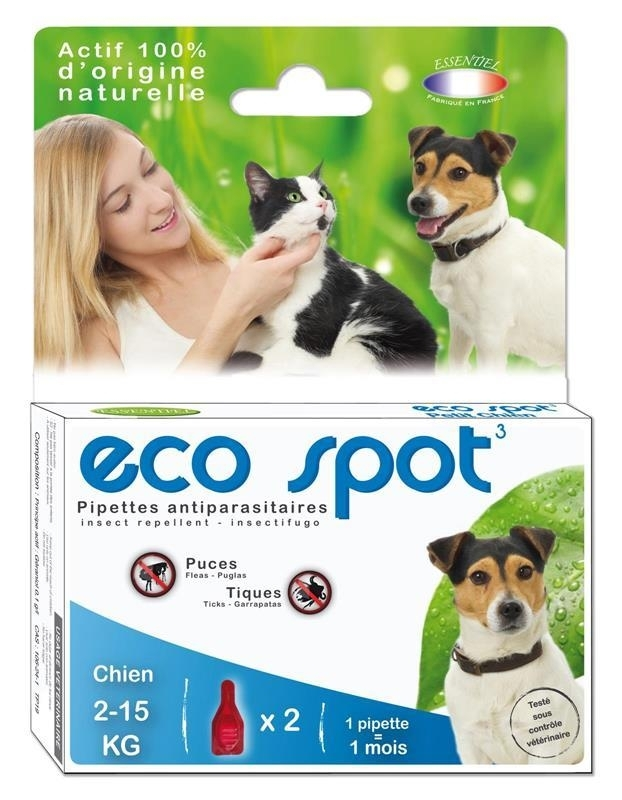 Eco Spot Hond 2-15 KG