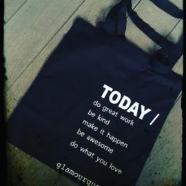 Tas today