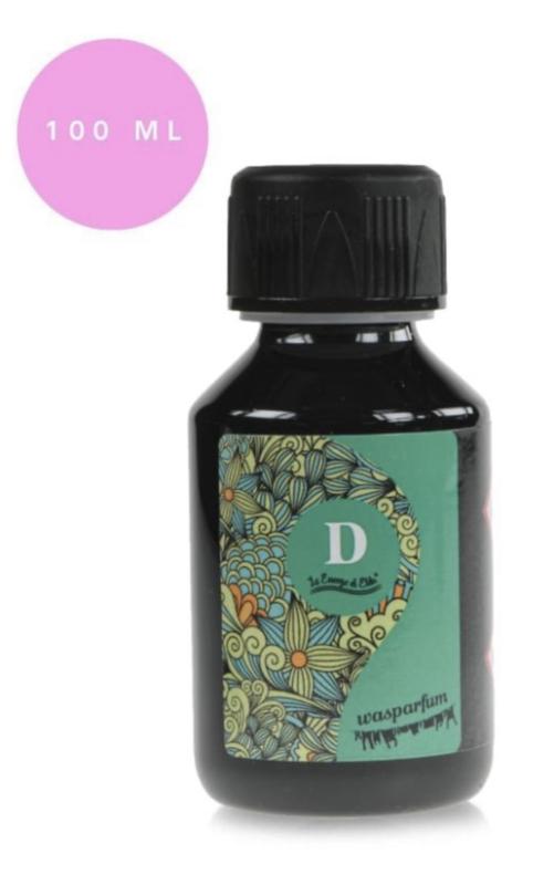 Wasparfum D met green Tea en Jasmine