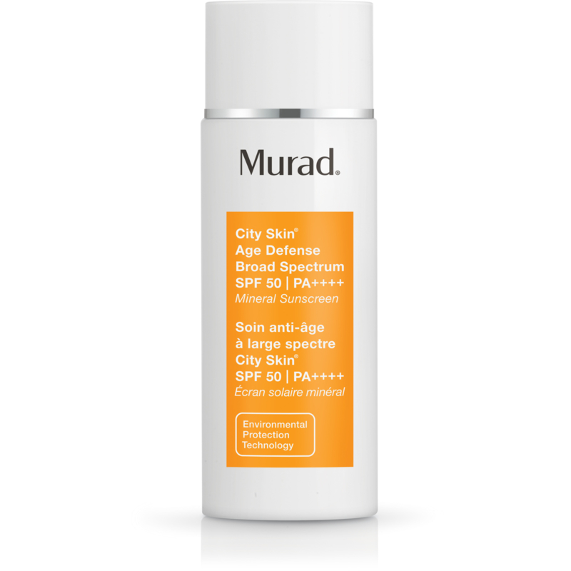 Murad | City Skin Age Defense Broad Spectrum SPF 50|PA++++  50 ml