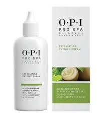 OPI   Pro Spa Exfoliating Cuticle Cream 27ml