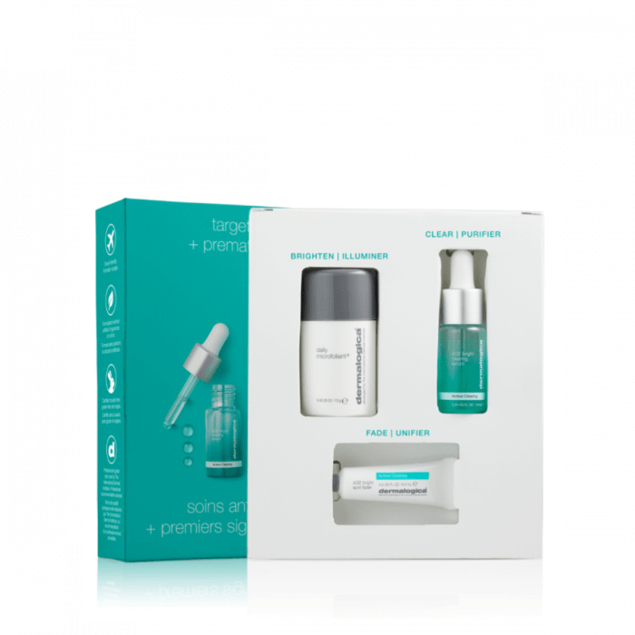 Dermalogica Clear + Brighten Kit - Active Clearing