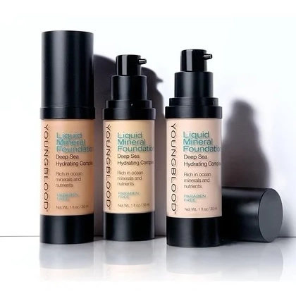 Youngblood | Liquid Mineral Foundation