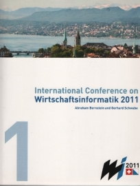 International Conference on Wirtschaftsinformatik 2011 Deel 1