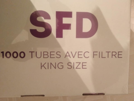 2000 tubes met filter king size