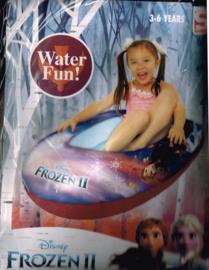 waterplezier!!! Opblaasbare boot Frozen11/ vanaf 3 - 6 jaar/ merk Sambro/ lees de instructies op de verpakking