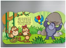 peuterboekje Appie de aap