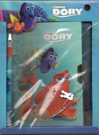Dagboek en pen Finding Dory
