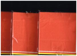 48 stuks servetten België/ 2 laags/ couches/ 33x33 cm