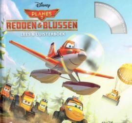 Lees &  luisterboek/ redden & blussen/ Disney planes/ Wanneer de nu wereldberoemde vliegkampioen Dusty erachter komt dat......