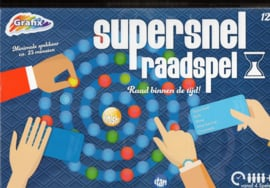 supersnel raadspel