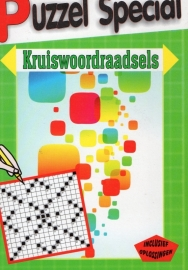 Kruiswoord raadsels Puzzel special