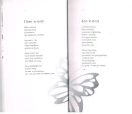 Rondom ons/ madeleine Derluyn gedichten
