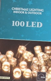 christmas lighting indoor & outdoor 100 led