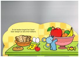 leren lezen voorlezen en spelen Polly Poes Bedtijdknuffels Molly de muis en Jaap het schaap
