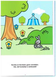 Bumba mooie voorleesverhalen Bumba in de sneeuw Het konijntje