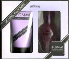 Blomme Be mine All Yours giftset 150ml