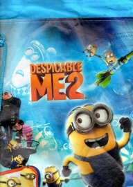 Zwem of sporttas kinderen Despicable Me2