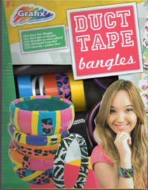 Duct tape armbanden