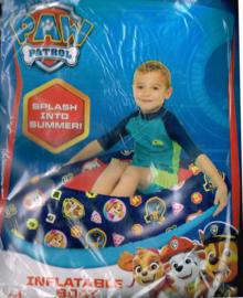 neem een duik in de zomer!!  opblaasbare boot voor kinderen/ 3 - 6 jaar/ 18 kg - 30 kg/ Paw Patrol/ Nick Jr