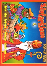 Sinterklaas pop up boek
