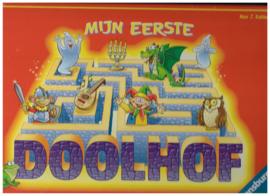 Mijn eerste Doolhof/ Ravensburger/ Max J.  Kobbert/kleuterversie van dit spel