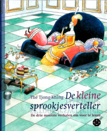 De kleine sprookjesverteller  The Tjong- King