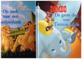 leesboeken set De grote dag van..../ Op zoek naar een welpenhonk/ voor leesplezier voor uw kind