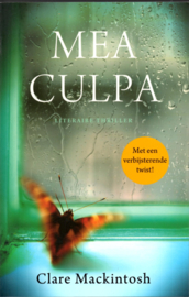Mea Culpa  Clare Mackintosh