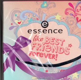 Essence Like Best Friends Forever! eau de toilette 50 ml
