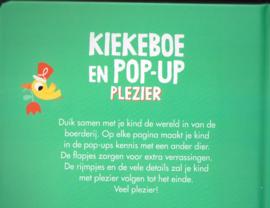 Kiekeboe en pop-up plezier op de boerderij