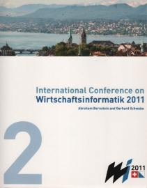International Conference on Wirtschaftsinformatik 2011 Deel 2