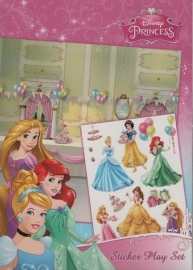 Sticker Play Set Princess